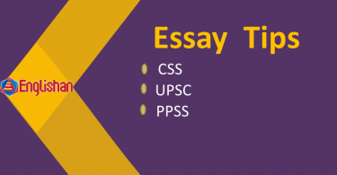 essay writing  englishan english essay writing tips for css