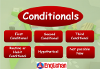 Conditional and Types of Conditional with Examples. Can you make a conditional sentence? .find clear explanations and lots of practice exercises here.