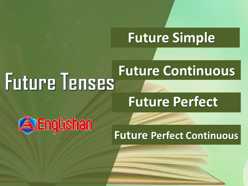 Future tenses expressing an action that has not yet happened or a state that does not yet exist. Future Tenses Rules, Sentences with Flashcards are here.