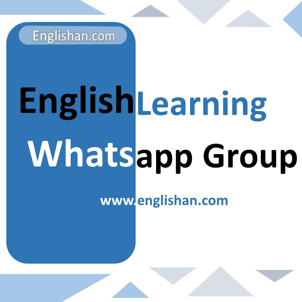 WhatsApp Groups for English Grammar 2020