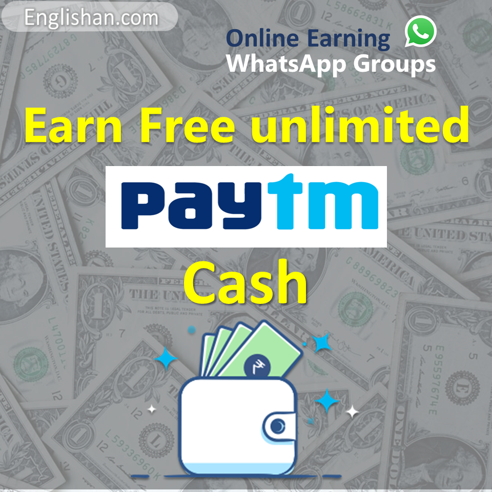 Whats app Group for Online Earn free Paytm Cash