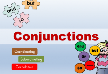 Conjunction Definitionand Types with Examples