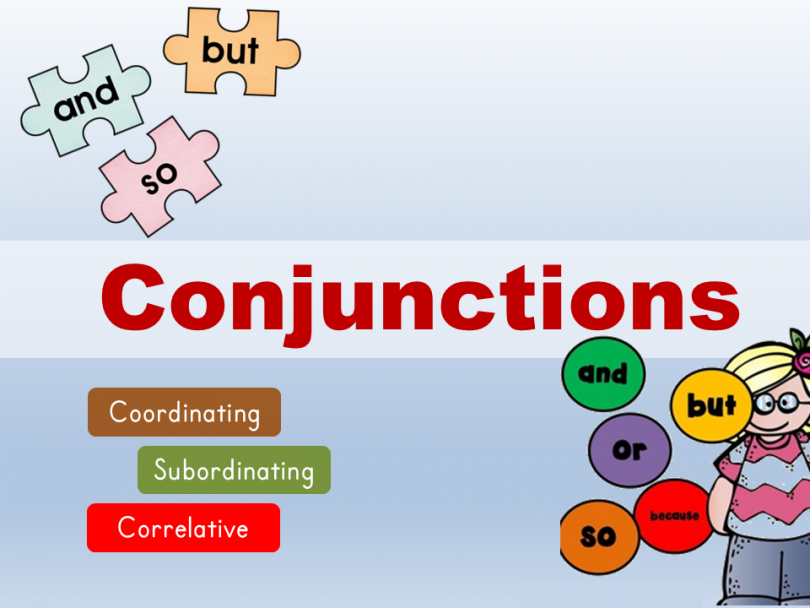 Conjunction Definition and Types with Examples
