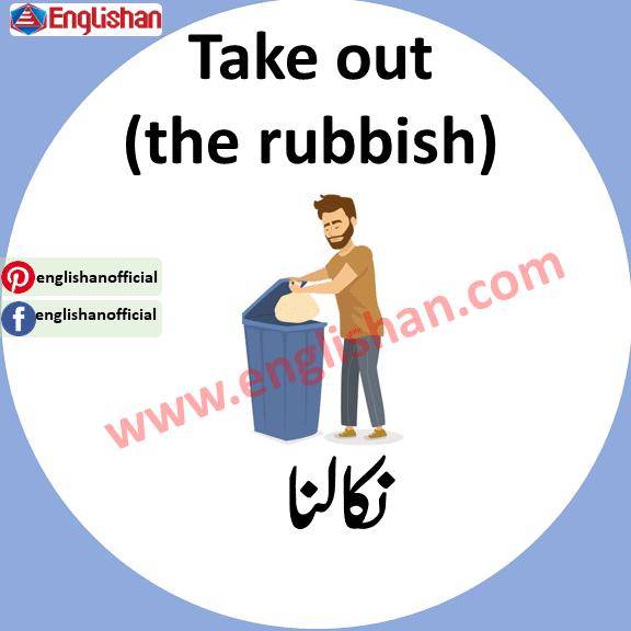 Verbs for Chores
