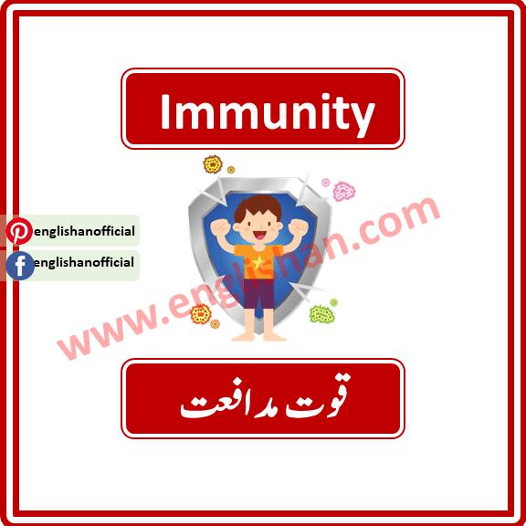 Immunity Meanings in Urdu | 100 Words List Used for Coronavirus with English to Urdu