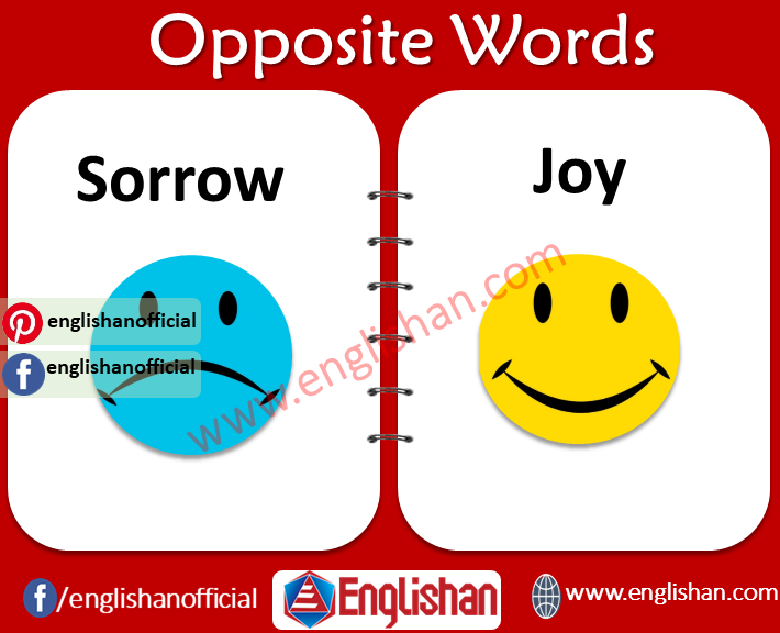 100 100 Opposite Words List for Kids in English Opposite Words List for Kids in English