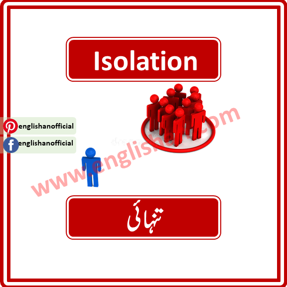 Words List Used for Coronavirus with English to Urdu