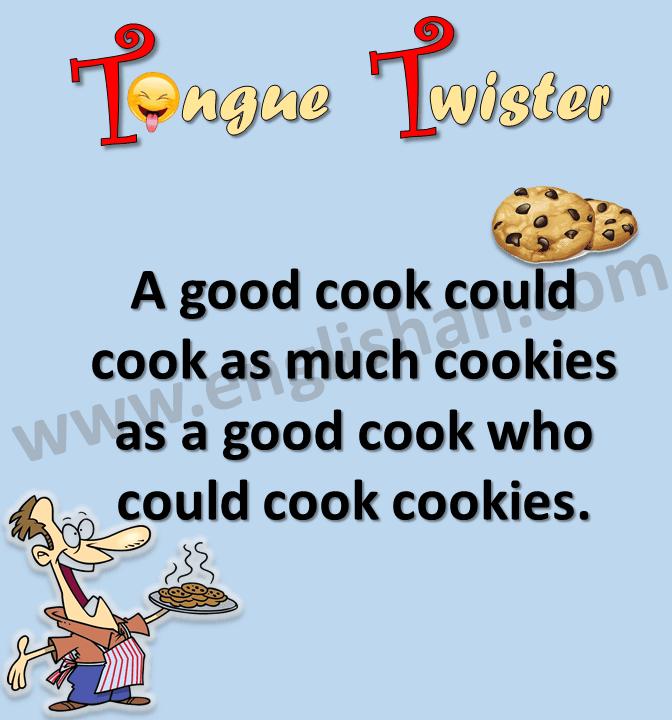 Short Tongue Twisters
