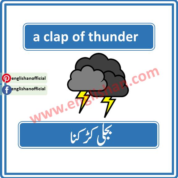 Rain Vocabulary IELTS