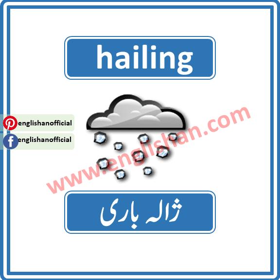 Rainy Words, Words to Describe Rain