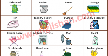 House Cleaning Supplies List