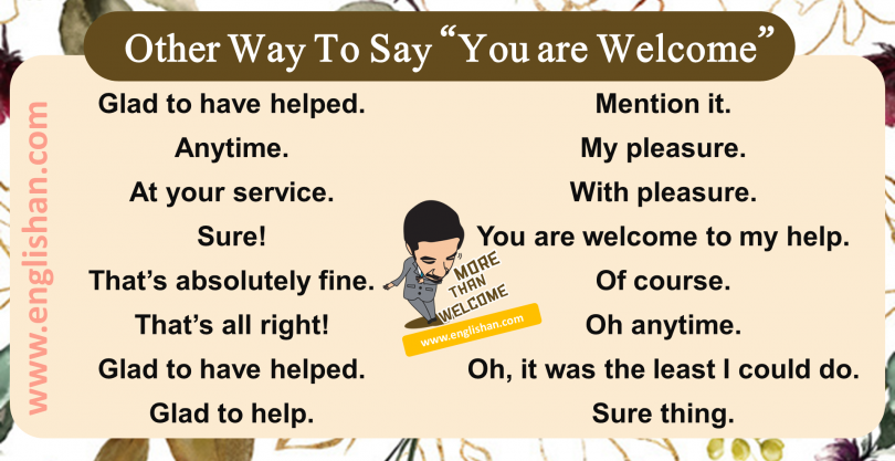 100 Ways to Say Welcome with PDF
