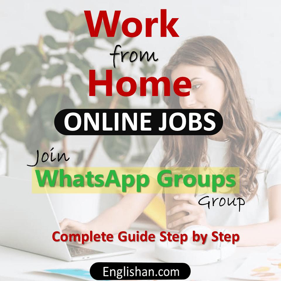 Whatsapp Jobs Alert Groups Link