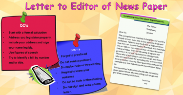10+ Letter to Newspaper Editor to Publish Article